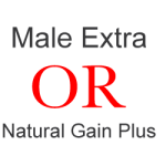Comparison Between Natural Gain Plus And Male Extra – Which Will Give The Biggest Extra?